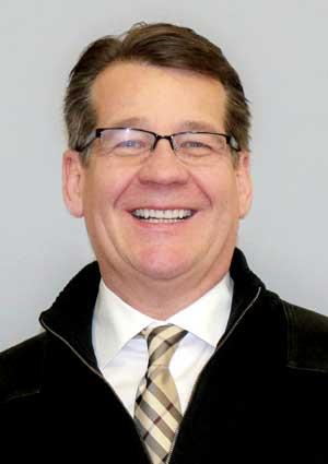 Dr Tod Beckett portrait